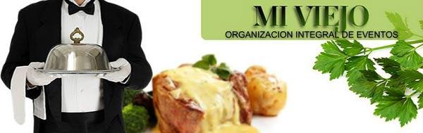 Organización de eventos y catering