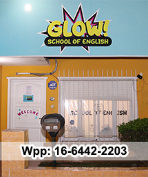 Glow! School of English