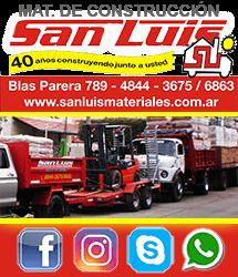 San Luis Materiales