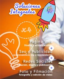 Interactuo.net - Servicios Integrales - Publicidad, Seo, Paginas Web, Ecommerce